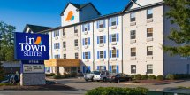 Newport Va Extended Stay Hotel Intown Suites