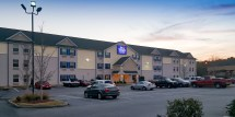 Columbus Ga Extended Stay Hotel Intown Suites