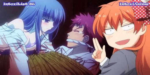 Anime De Romance Que O Casal Namora 10 Animes Escolar