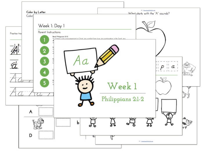 Simplify Kindergarten-Start Strong Without Overwhelming Them