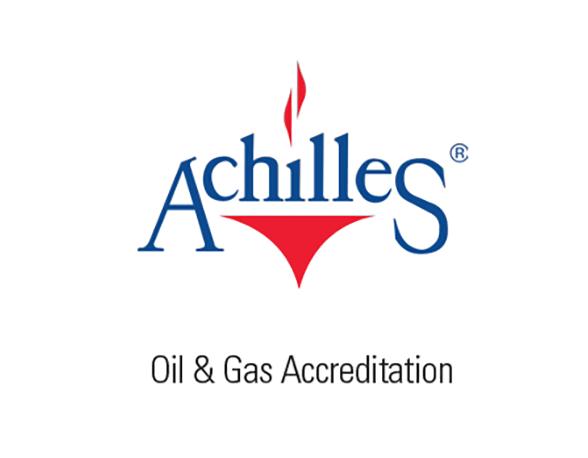 Achilles Oil & Gas Accreditation logo