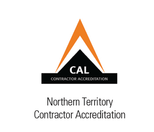 Northern Territory Contractor Accreditation logo