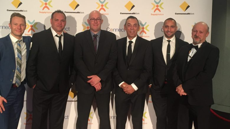 Intract at Supply Nation 2017 Tradeshow & Gala Awards Dinner