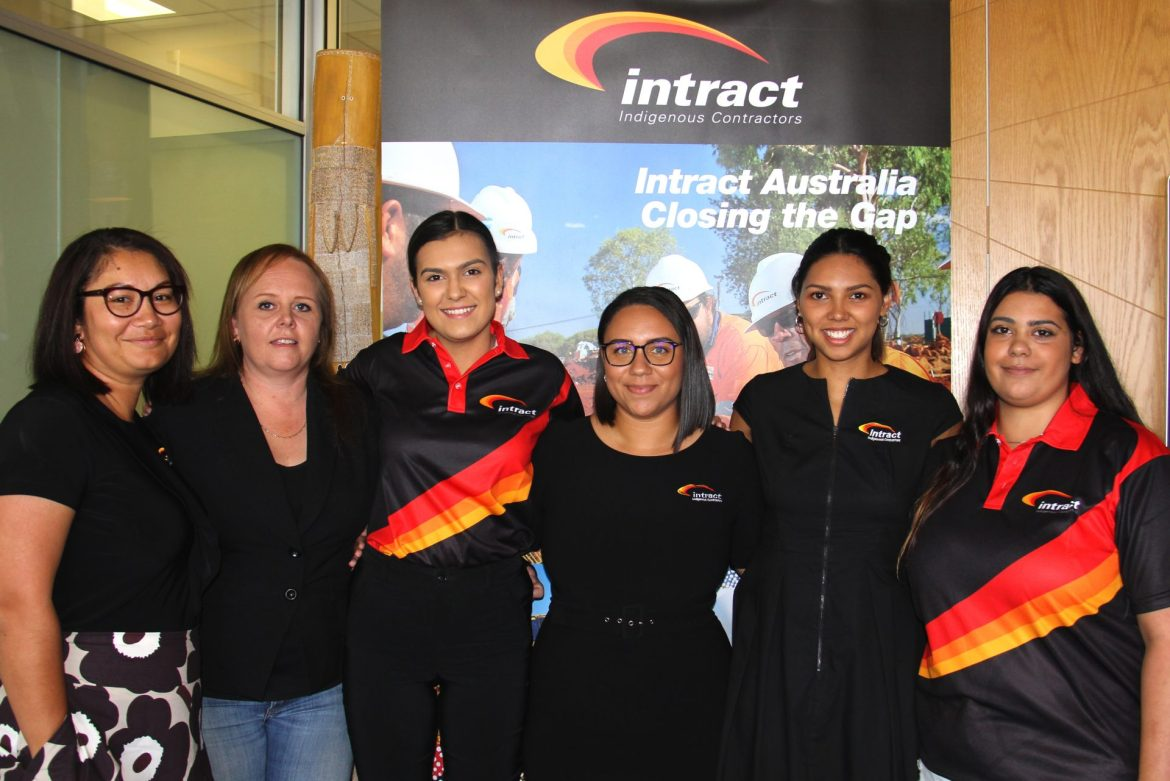 Intract's event Big Steps Forward for Diversity