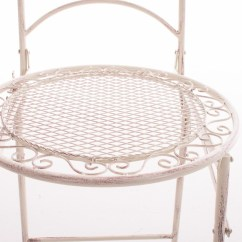 Stool Chair Garden Covers And Sashes Sydney Iron Bar Nadia Folding High Seating