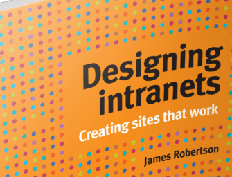 Should you attend the designing intranets that work masterclass?