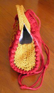 Red Carpet Bag lato chiusa