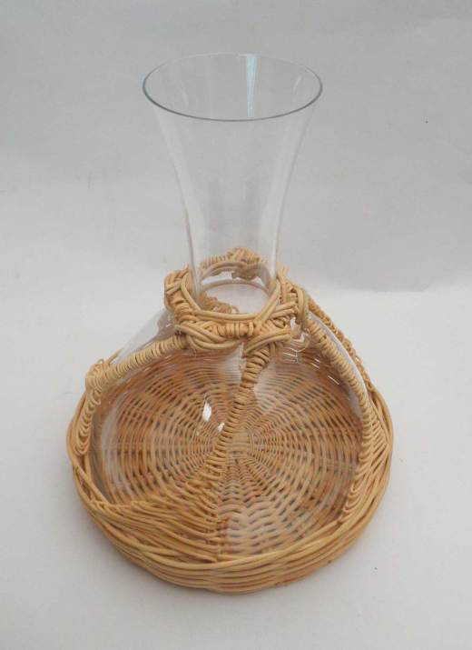 Decanter sbieco