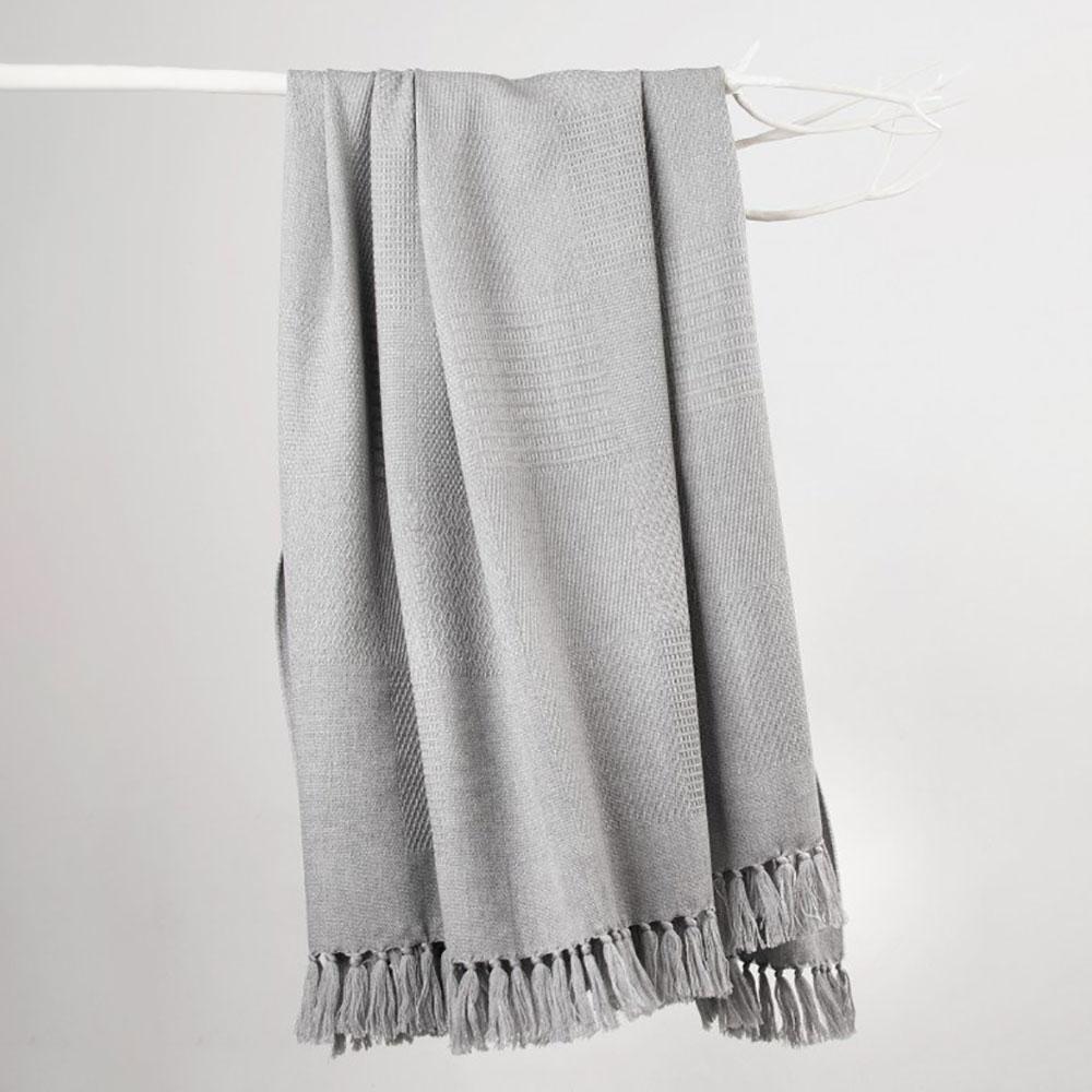 Perla Blanket – Pure Wool