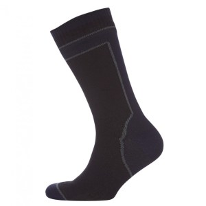 MID WEIGHT MID LENGTH SOCK avec HYDROSTOP