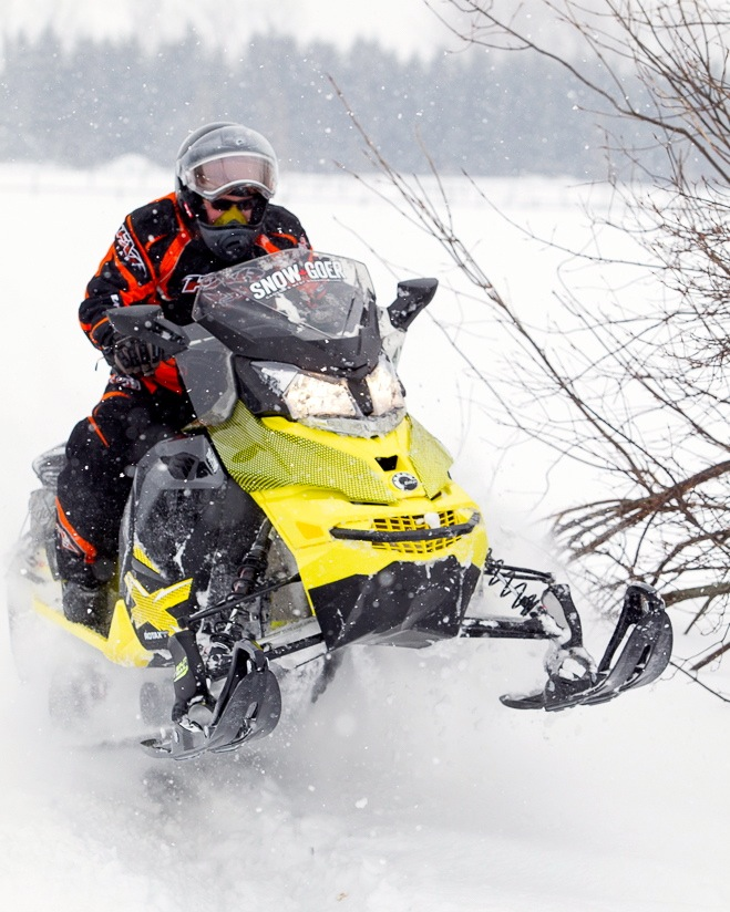 Snowmobile Backcountry Riding Best Destinations Intrepid