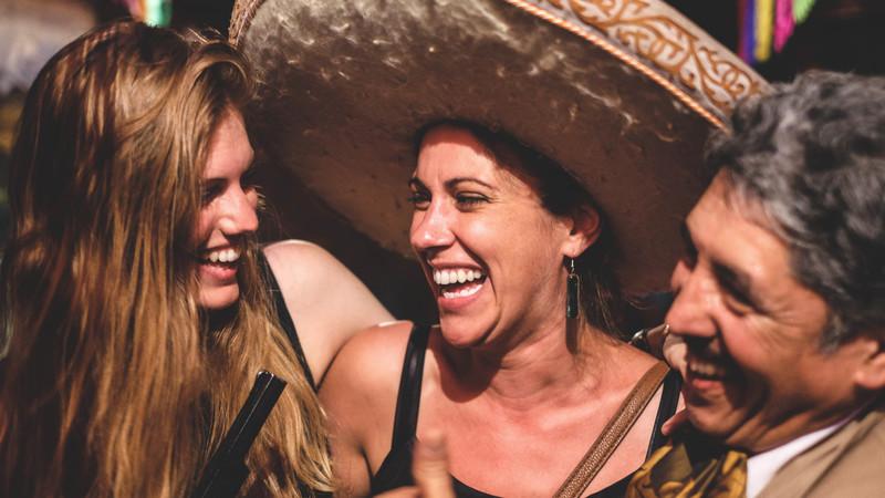 Smile Laugh En Espanol