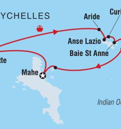 cruising the seychelles islands [ 1100 x 735 Pixel ]
