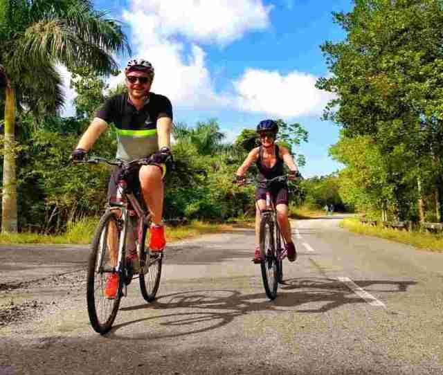 Cycle Cuba West