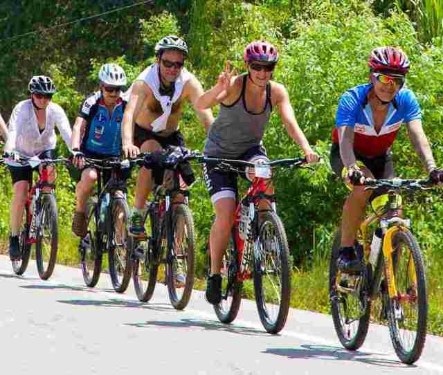 Enjoy The Scenery As You Cycle Through Vietnam