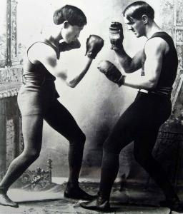 Charles Dickens Jr  Writes on the Victorian Sport of Boxing