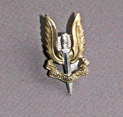 The Special Air Service Cap Badge