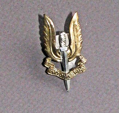 The Special Air Service Cap Badge