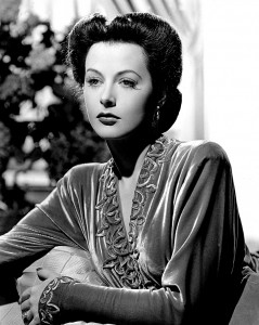 Hedy Lamarr beauty and brains a film star and inventor 1942