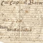 Copyhold document