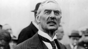 Neville Chamberlain Prime Minister 1937-1940