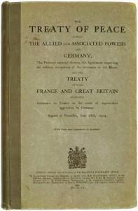 Paris Peace Conference 1919