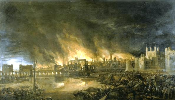 Great Fire of London 1666