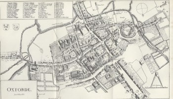 Bolognas Map Medieval City of Terracotta