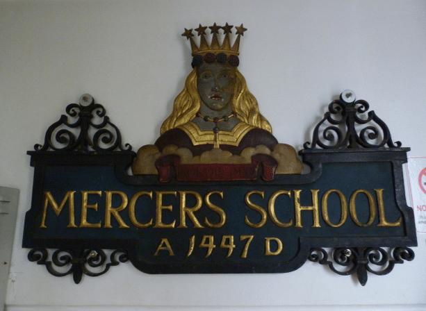 mercers' company