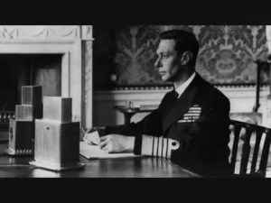 King George VI VE Day Speech