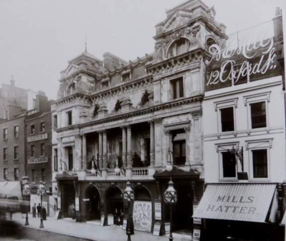 Old music halls