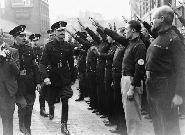 The British Union of Fascists