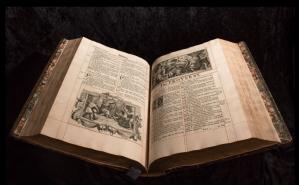 1717 Vinegar Bible