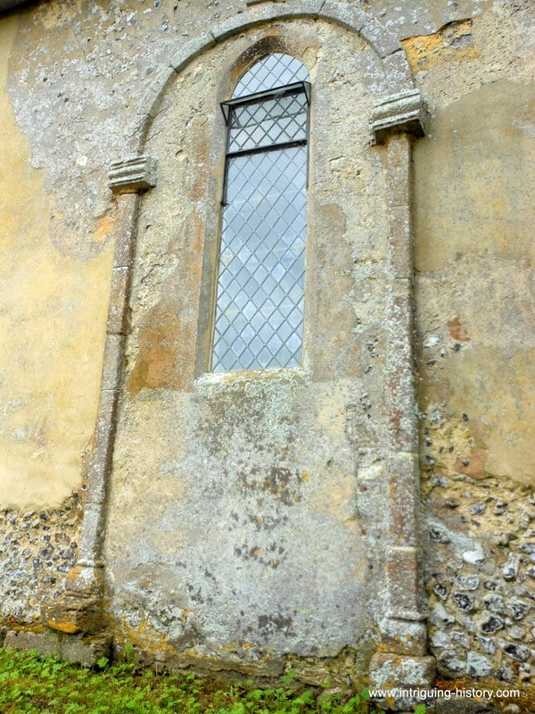 Anglo Saxon at Corhampton
