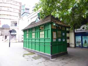 Cabbie's shelter