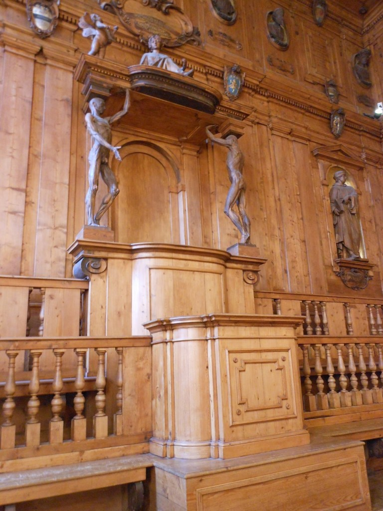 Anatomical Theatre of the Archiginnasio