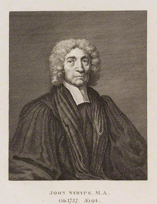 John Strype Survey of London