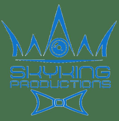 logo for skyking productions