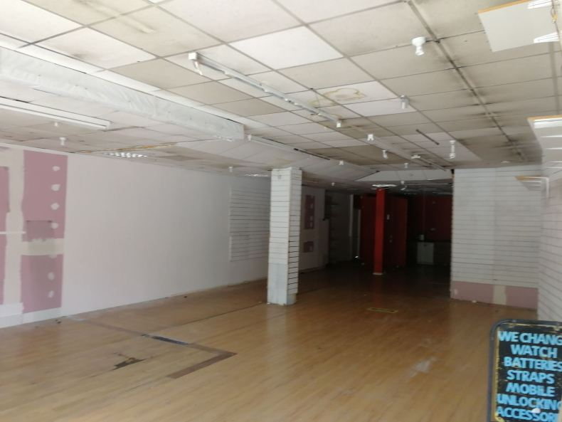 415C Holloway Road short term shop to let