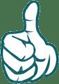 Daumen hoch - Thumbs up
