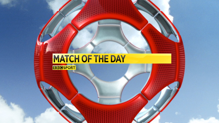 Match of the Day 2011  INTRO UK  Design  Direction