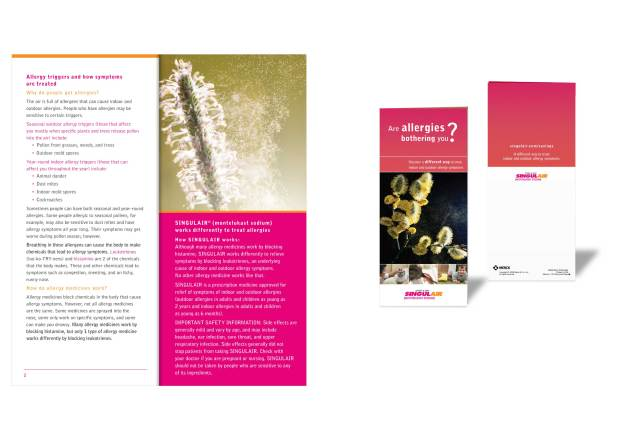 Singulair AR Brochure