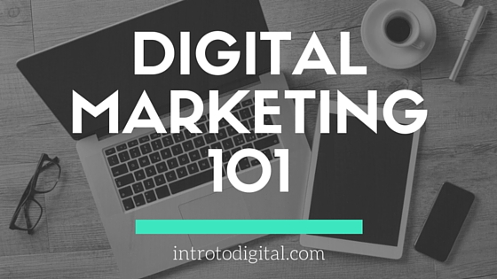 Introduction to Digital Marketing, Digital Marketing for Beginners,