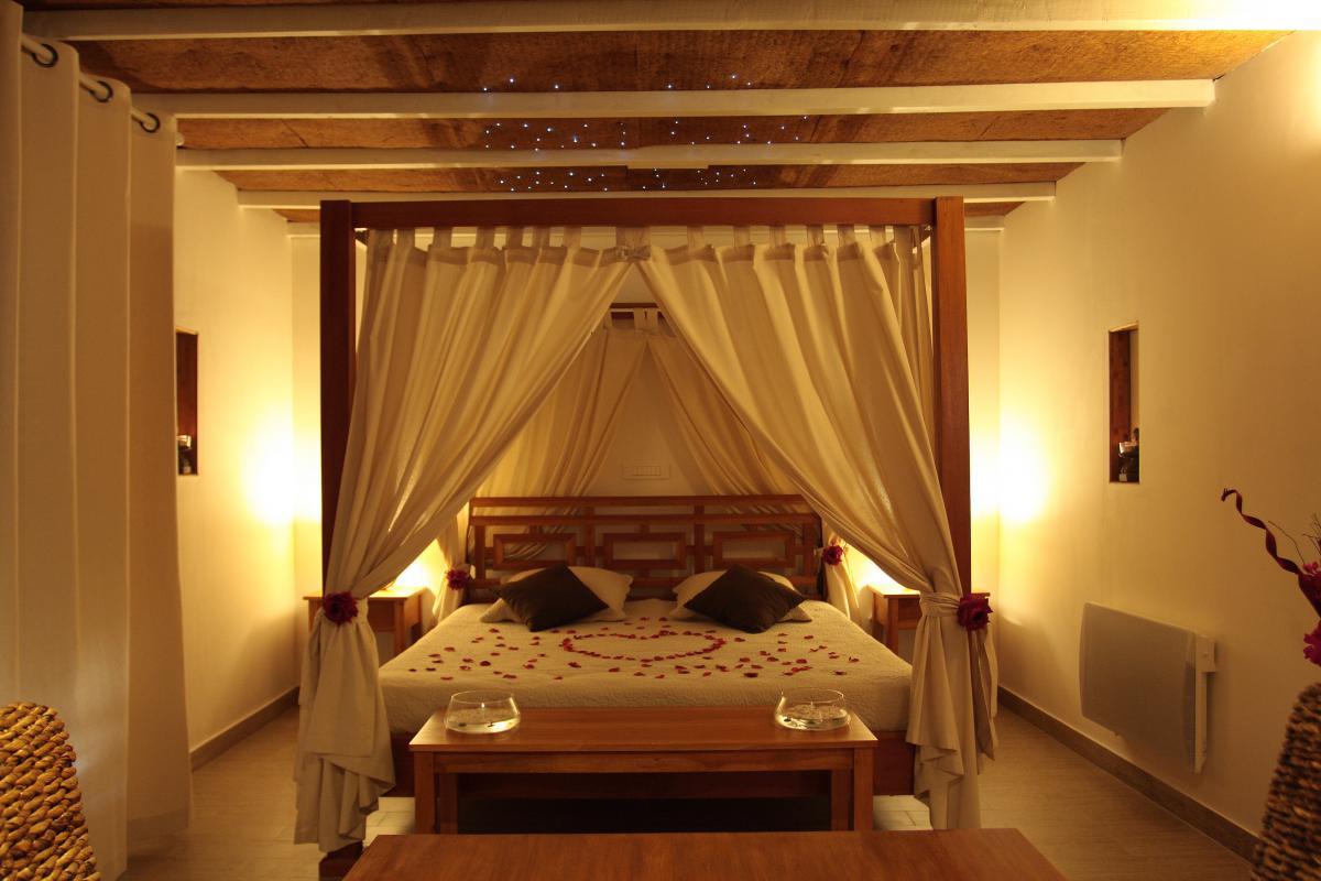 Location Romantique avec jacuzzi en Camargue  Introuvable