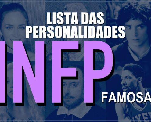 Lista de pessoas famosas com personalidade INFP