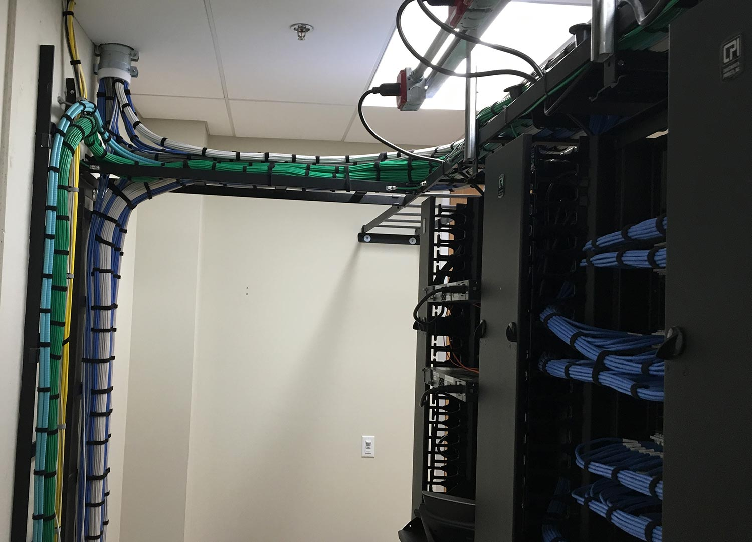 hight resolution of structured cabling denver