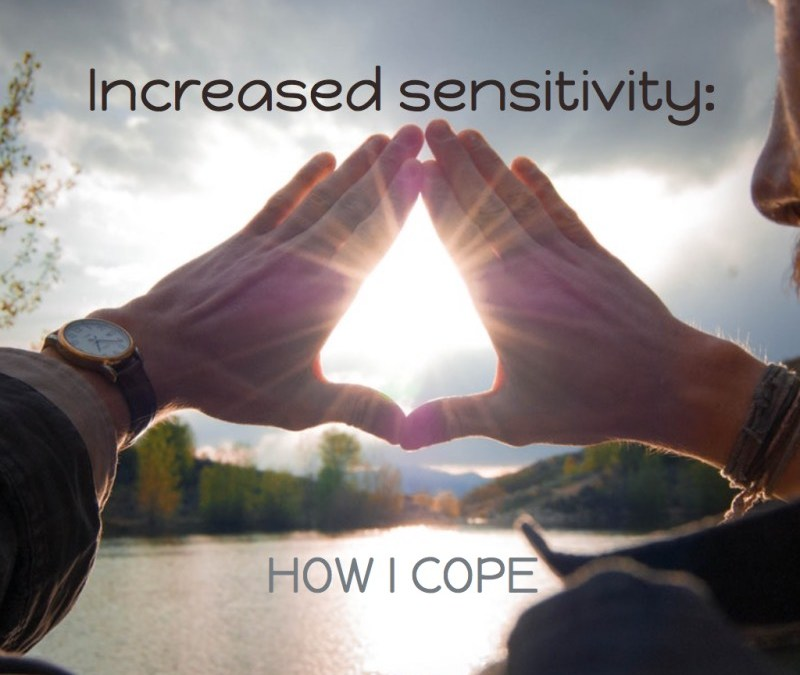 Along the meditation journey: increased sensitivity