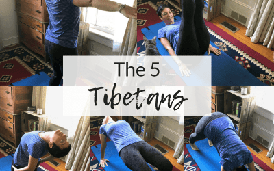 The 5 Tibetans: A Morning Practice