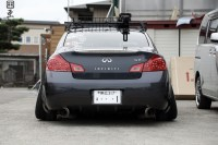 Yakama Roof Rack. 2001 2005 Honda Civic 4 Door With Thule ...