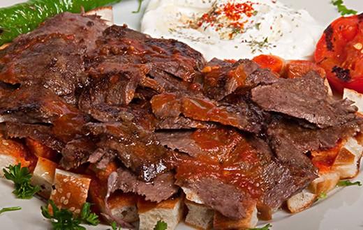 Mangiare in Turchia liskender kebab  In Turchia